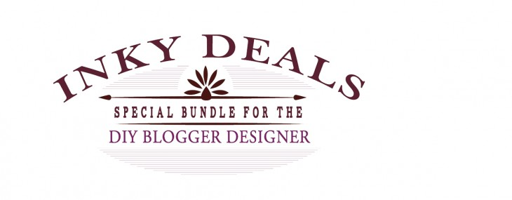 Inky Deals Bundle for the DIY Blogger/Designer