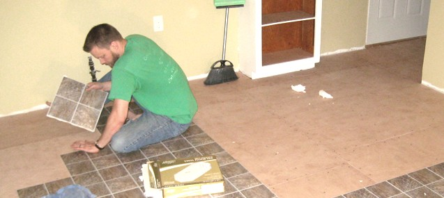 Keeping Up With the Joneses – Lose Those Ugly Floors!