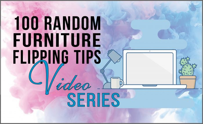 100 Tips Video Series banner framed