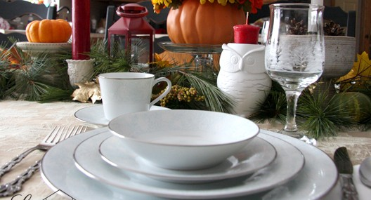 Fall Tablescape – Seven Days of Tips 6