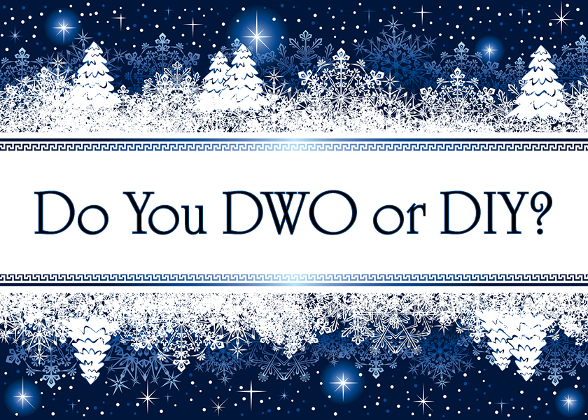 Do You DWO or DIY? {Love My DIY Home}