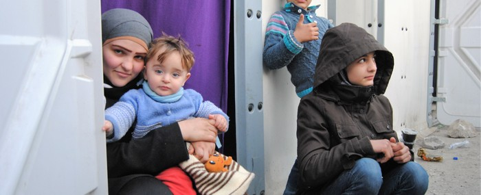 Helping Refugees – My Son's Mission