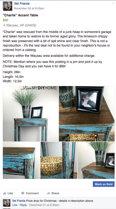 Pricing Your Pieces [Love My DIY Home}