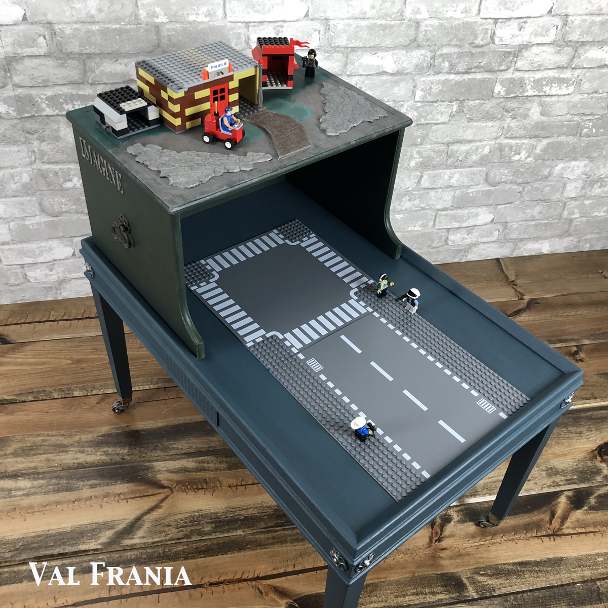 +Lego Table Full top view